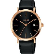 Lorus Rose & Black Watch_0
