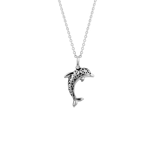 Pacific Dolphin (Companionship) Necklace_0