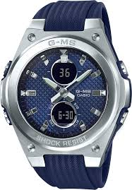 Baby-G Blue & Silver Watch_0