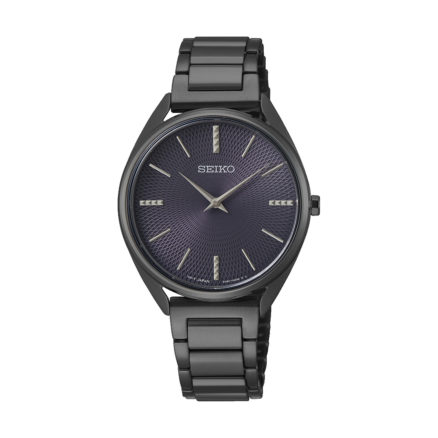Seiko Ladies Black Dress Watch_0