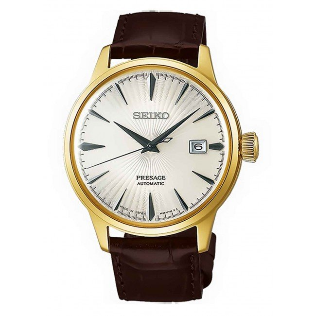 Seiko Gents Automatic Watch_0