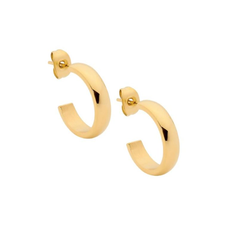 Ellani Rose Hoop Earrings_0